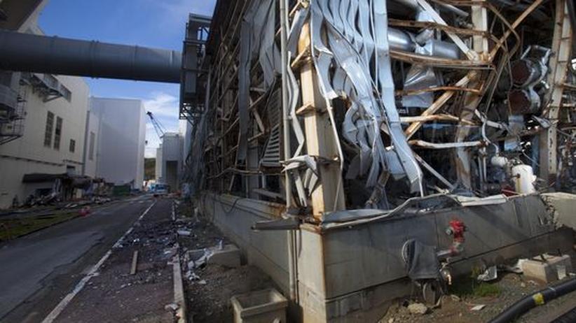 Marodes AKW: Fukushima ist längst nicht unter Kontrolle
