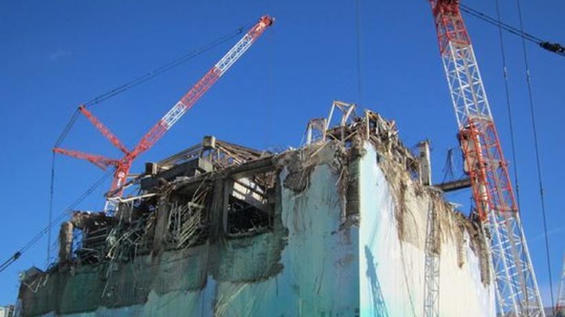 Atomkatastrophe: Protokolle der japanischen Regierung zu Fukushima fehlen