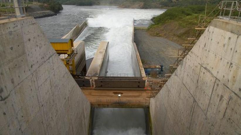 Wasserkraft: Mit der Kraft des Nils gegen Ugandas Energieproblem