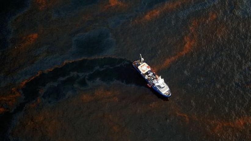 Golf von Mexiko: BP zahlt 7,8 Milliarden Dollar für die Ölpest