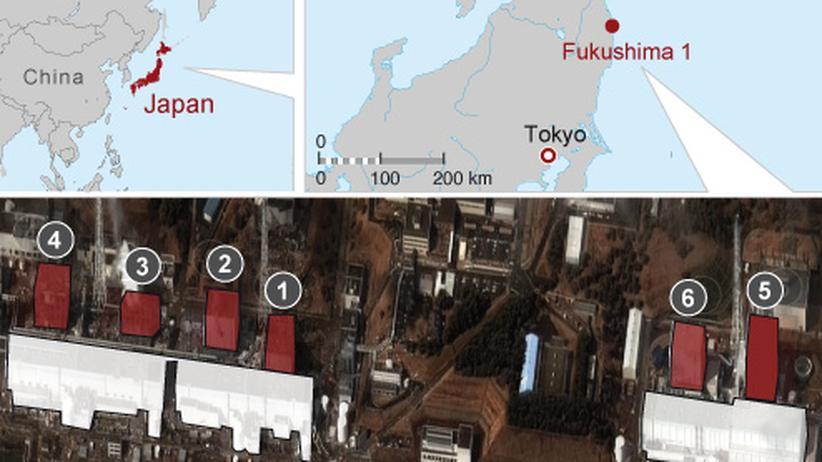 Fukushima: Antworten durch Simulationen | ZEIT ONLINE