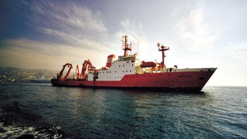 Das Forschungsschiff SONNE (Archivfoto)