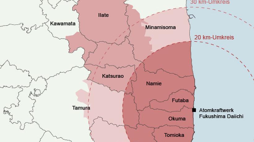 Bericht zum Atomunfall: WHO schätzt Strahlenfolgen nach ...