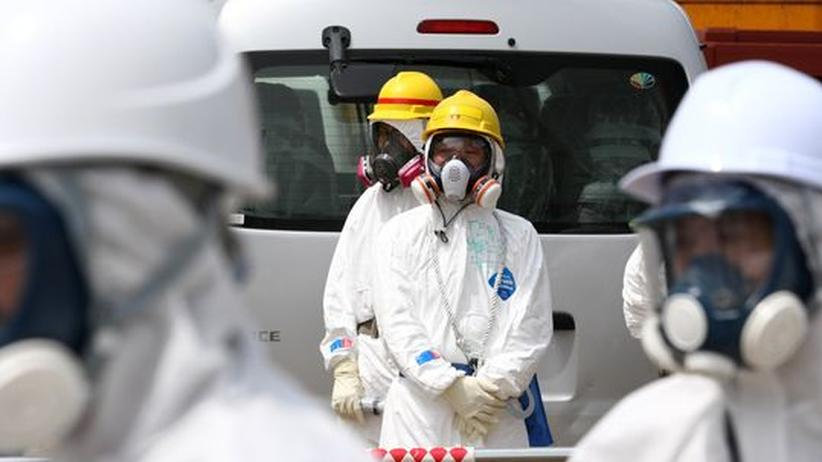 Fukushima: Arbeiter haben Strahlenmessgeräte manipuliert