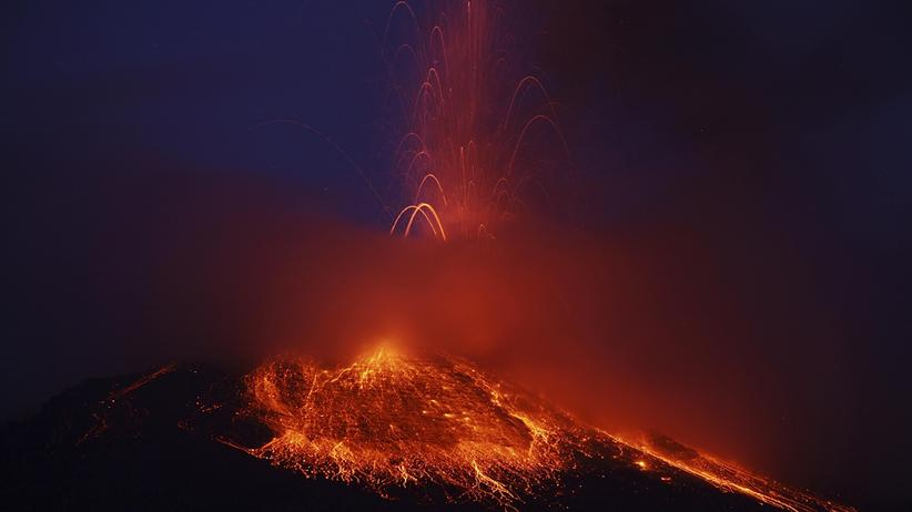 Geowissenschaft: Wie funktionieren Hotspot-Vulkane?