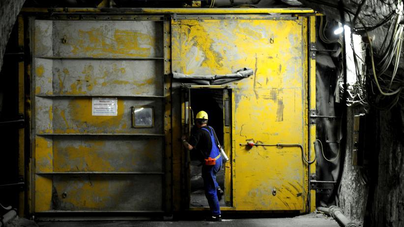 Atommüll: Verdünnen, Verteilen, Vergraben, Versickern, Versenken