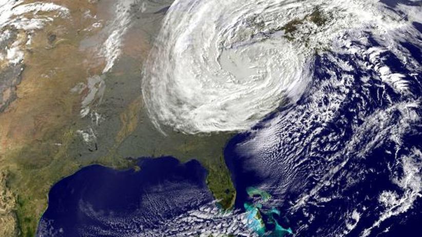 """Wirbelsturm: """"Für einen Hurrikan war Sandy schwach"""""""
