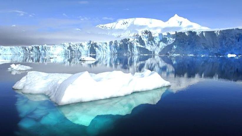 Klimawandel: Die Antarktis wächst doch nicht