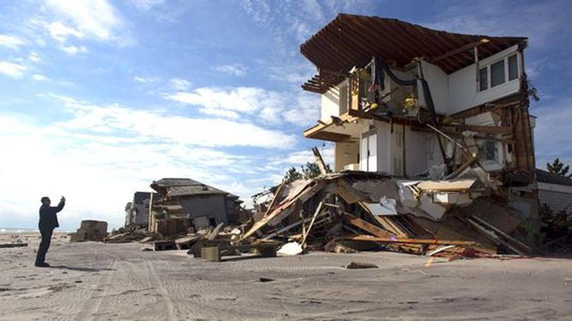 Sandy-Folgen: Neuer Sturm bedroht US-Ostküste