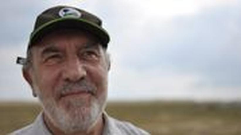 Der Libanese Mohamad Khawlie will in Katar den Schutz von M;angrovenwäldern fördern.