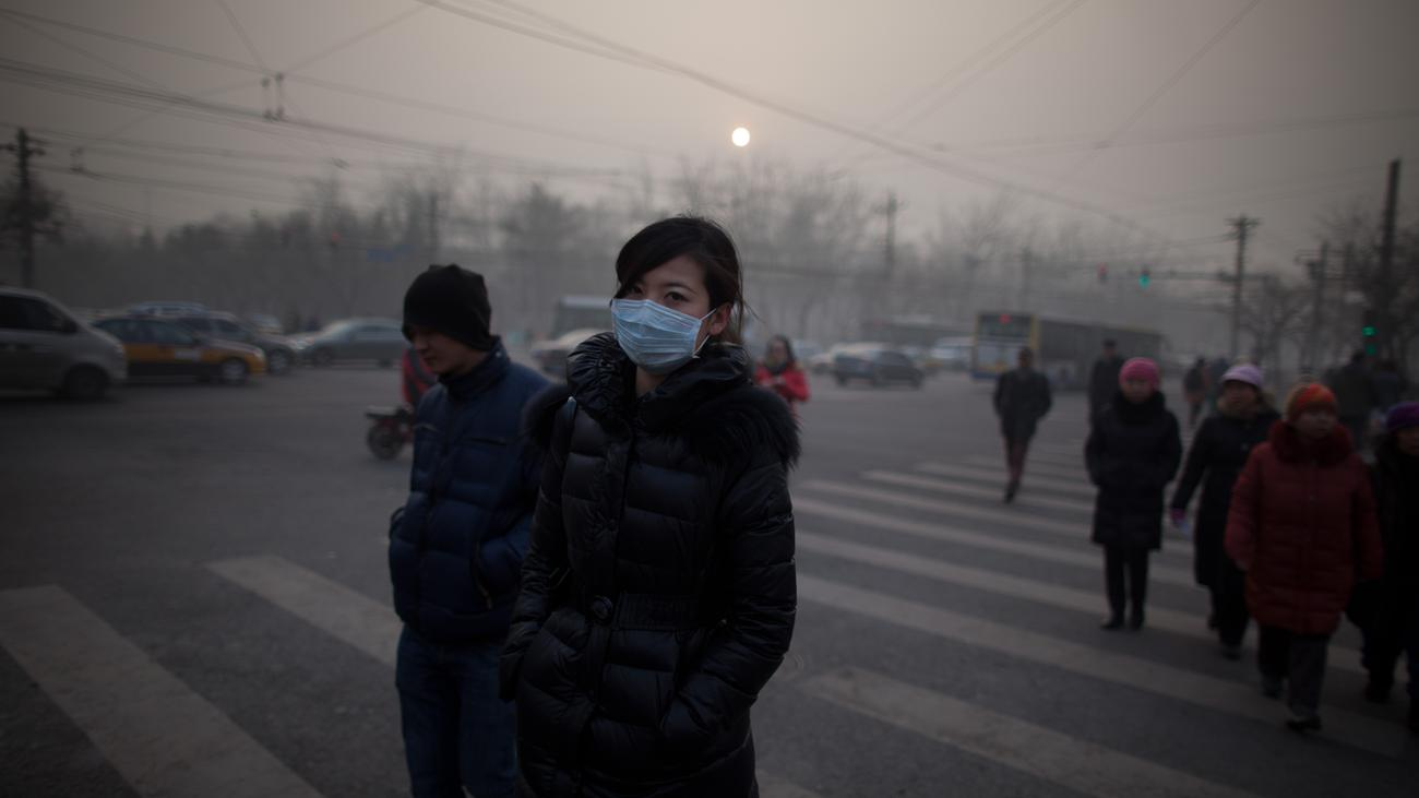 Ed Jones Login >> China: Smog in Peking erreicht Rekordwerte | ZEIT ONLINE