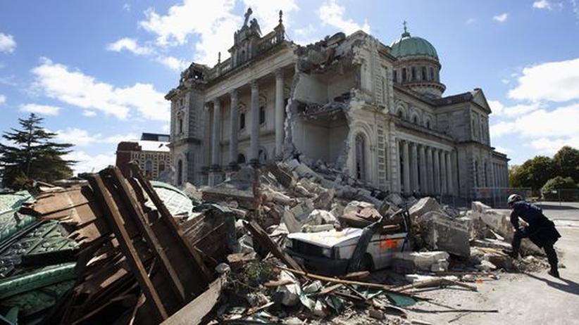Erdbeben-Wiederaufbau: Christchurch erwacht aus der Schockstarre