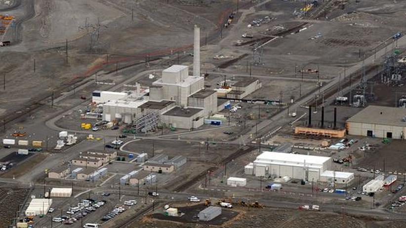 Endlager Hanford: Lecks in sechs Atommülltanks in den USA