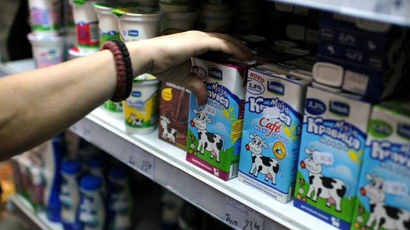 Milch-Skandal: Grenzwerte erhöht, Problem gelöst