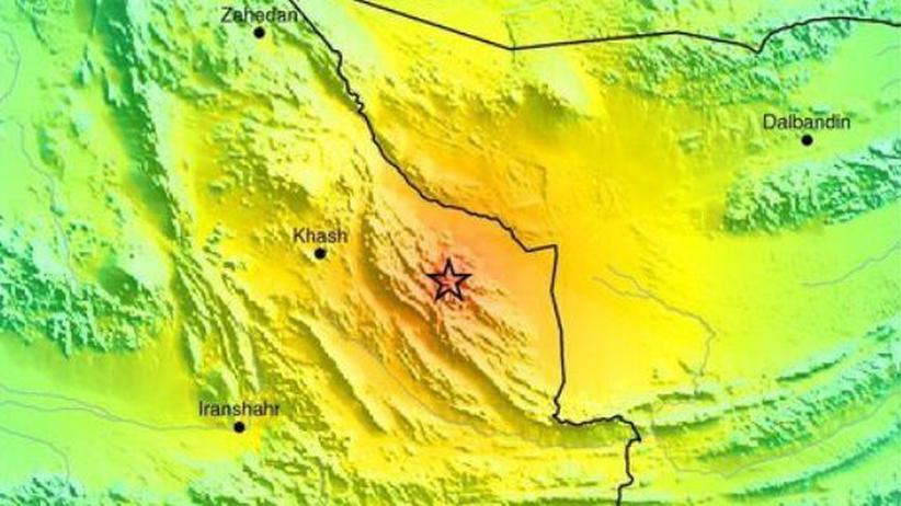 Naturkatastrophe: Behörden befürchten viele Tote bei Erdbeben in Iran