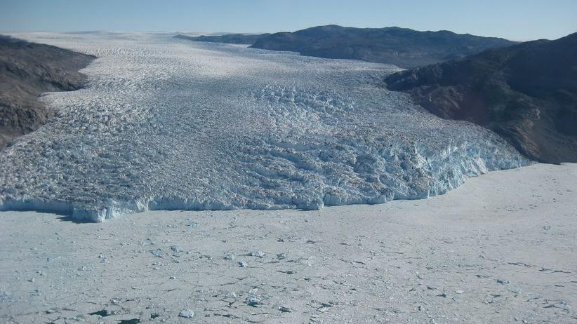 Grönland Gletscher