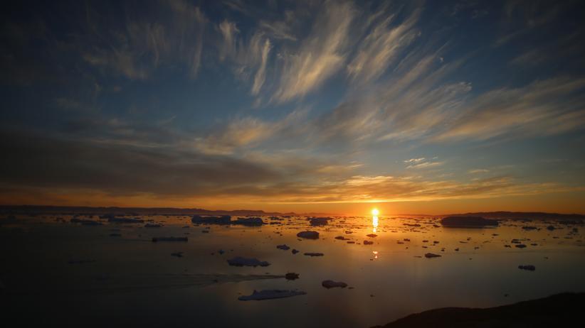 Erderwärmung: Nicht der Klimawandel hält still, sondern der Temperaturanstieg