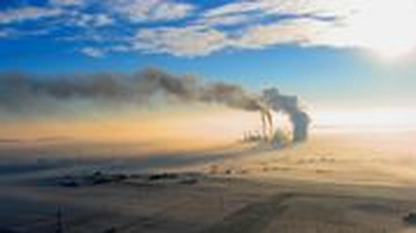 Wie können der Mensch und die Politik die Erderwärmung bremsen? Klicken Sie auf das Bild, um zu unserer Themenseite zu gelangen.