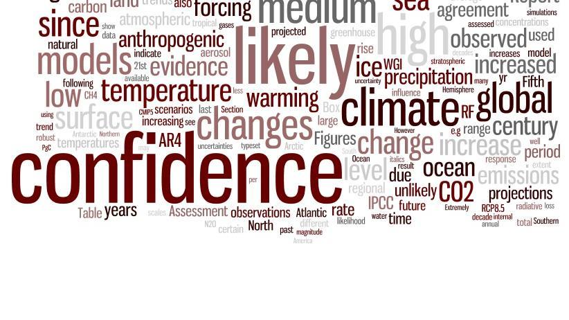 Weltklimabericht: Zu viel Offenheit macht Klimaforscher unglaubwürdig