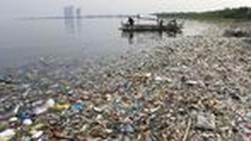 Umweltbelastung: Forscher erwarten dramatischen Anstieg des Mülls