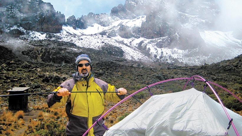 Gletscherforscher Georg Kaser: Ein Leben auf glattem Eis