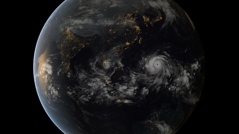 Klimawandel: Supertaifun Haiyan ist erst der Anfang