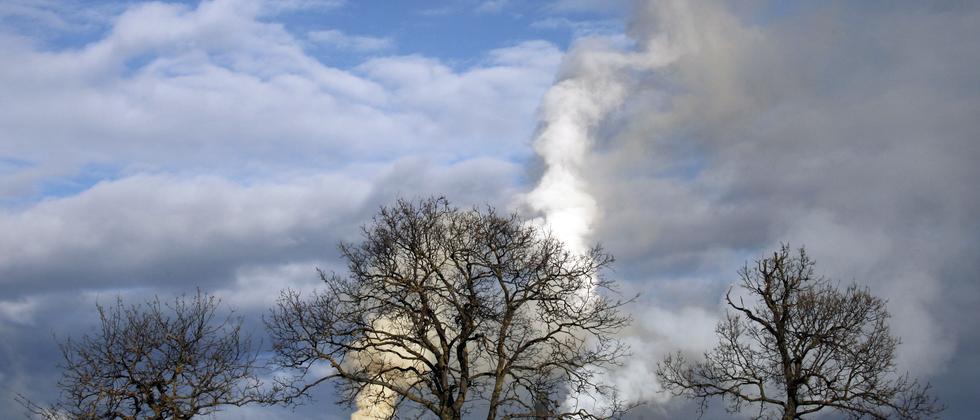 Klimaforschung Treibhausgase Luftverschmutzung