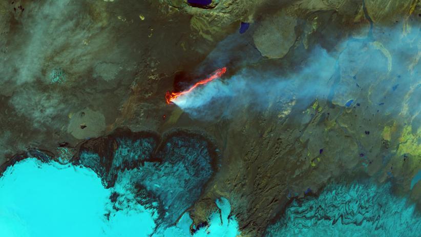 Bardarbunga-Vulkan: Heiß, explosiv, unberechenbar