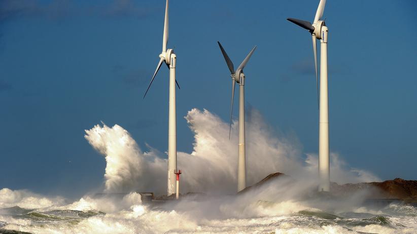 Windenergie: Können Windräder Flauten verursachen?