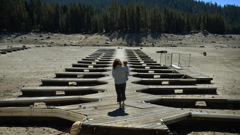 Dürre an US-Westküste: Kalifornien ist so trocken wie seit 1.200 Jahren nicht mehr