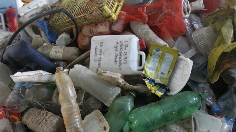 Müll: Plastik-Massen im Meer überfordern Umweltschützer