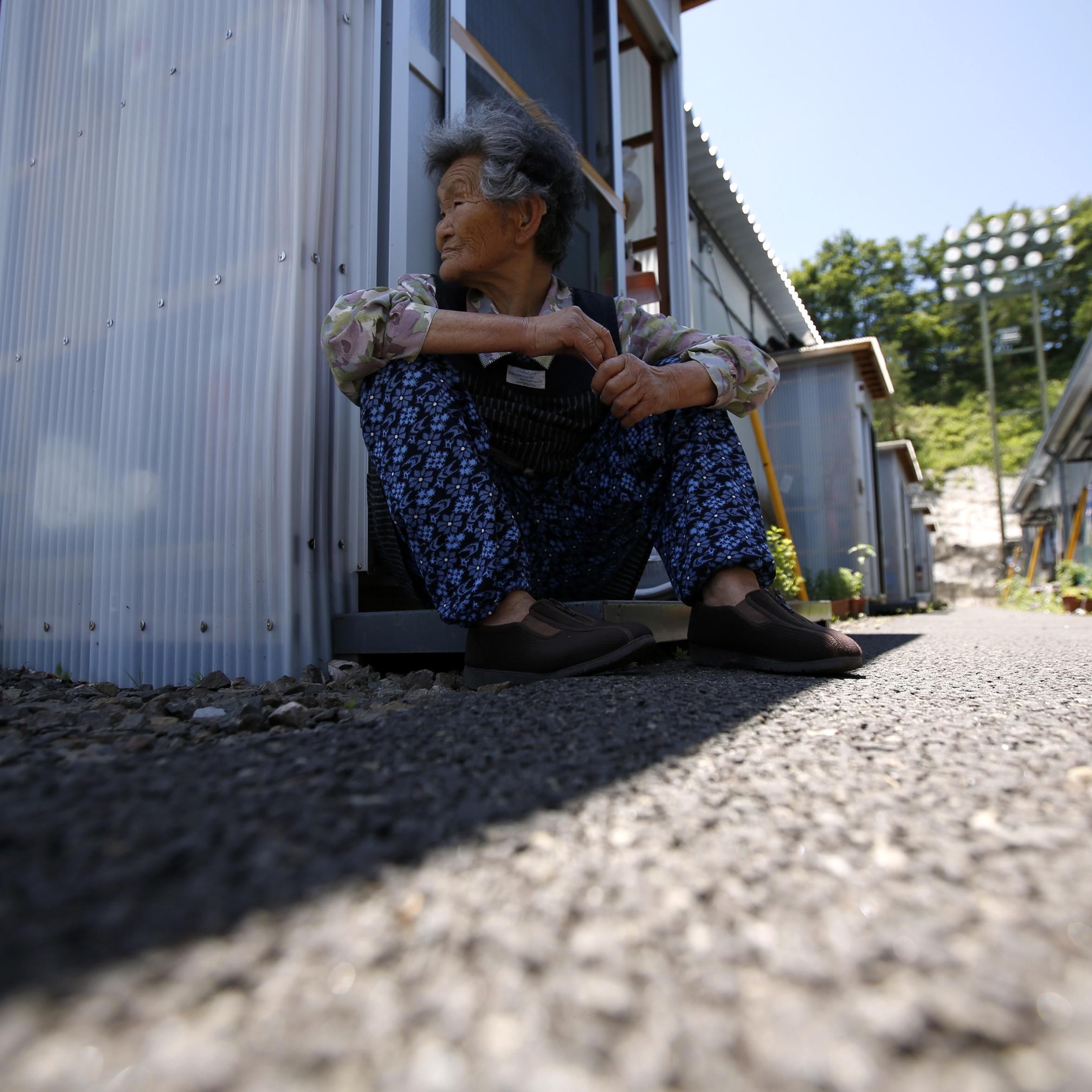 Fukushima: Vergessen am Rande des nuklearen Niemandslands