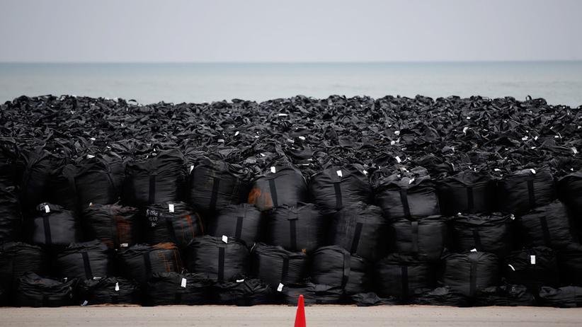 Fukushima: Aus Heimat wird atomare Müllkippe