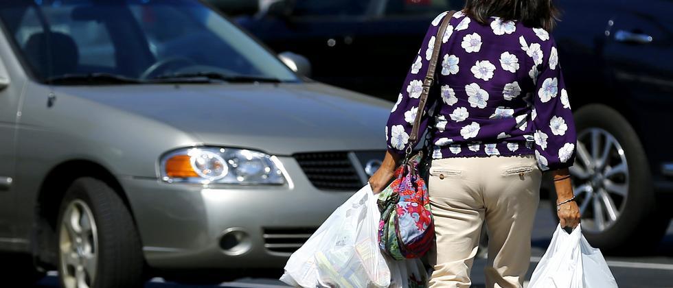 Plastik: EU beschließt Plastiktüten-Regulierung