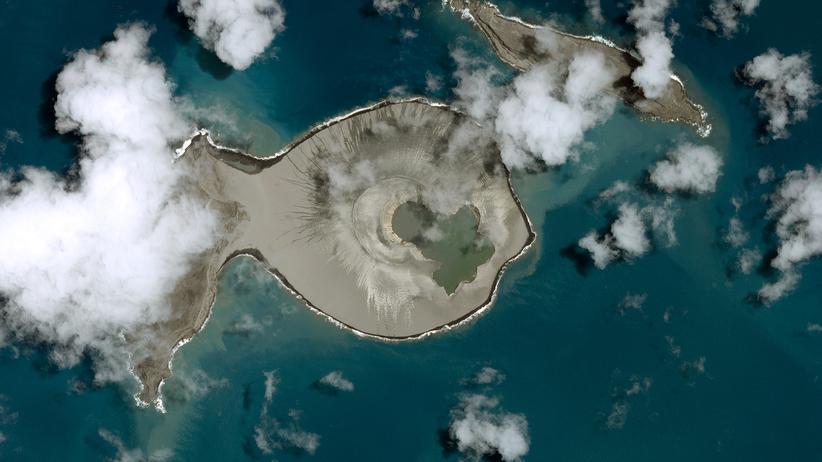 Tonga: Ah, jetzt, ja, eine Insel!