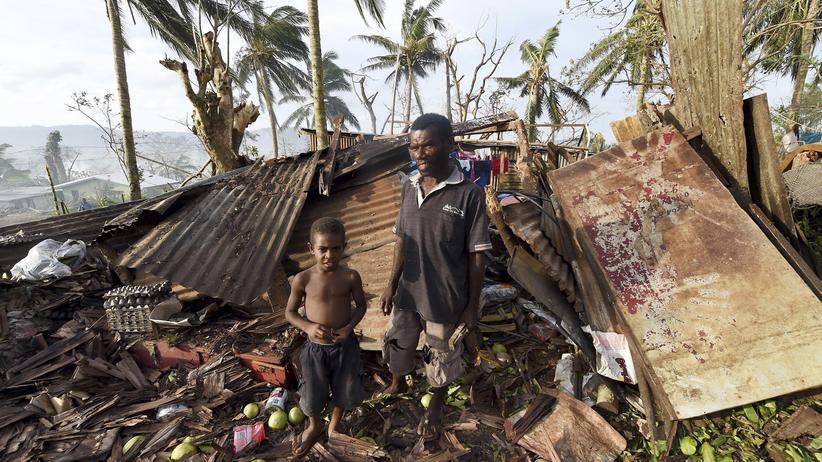 Zyklon: Nirgendwo lauerte der Untergang wie in Vanuatu