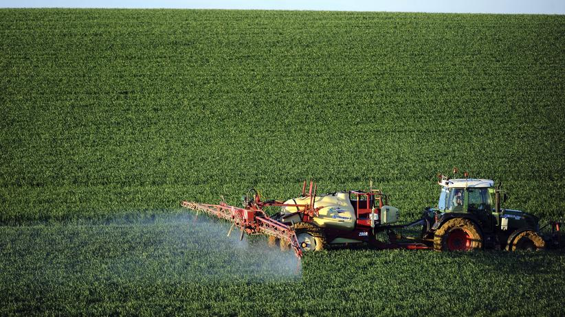 Wissen, Glyphosat, Krebs, Pflanzenschutz, Pestizid, Weltgesundheitsorganisation, Monsanto, Studie