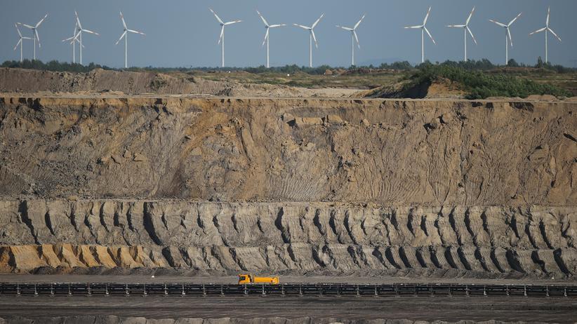 Wissen, Braunkohle, Kohlekraftwerk, Energiepolitik, Umweltverschmutzung, Bergbau, Lausitz, Kohle, Matthias Platzeck