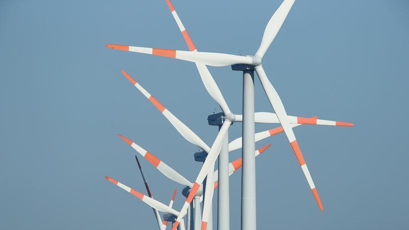 Erneuerbare Energien Winkraft Windenergie Windrad