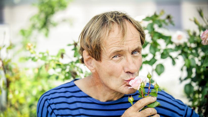 Pflanzenkunde: Mit seiner Begeisterung für Pflanzen verwandelt der Botaniker Jürgen Feder die Leute und steckt sie an.