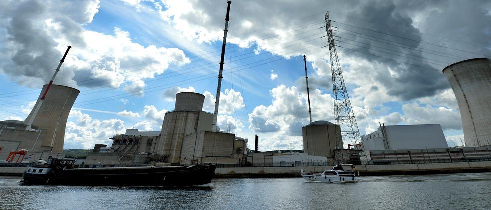 Tihange, AKW, Belgien, Pannen, Atomkraft, Reaktor