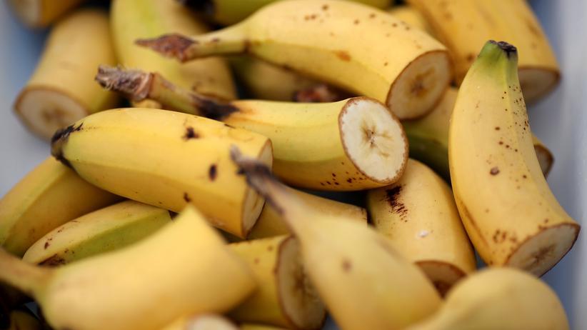 Banane Frucht Pilze Obst Tropical Race