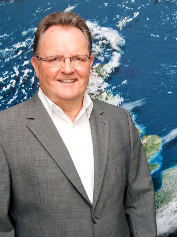 Andreas Friedrich Deutscher Wetterdienst Orkan Sturmtief Firederike Wetter