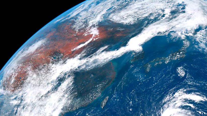 Weltall: Ein Tag dauert zwölf Sekunden