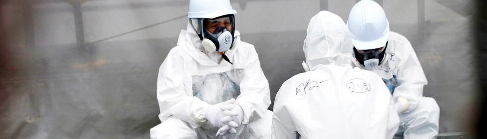 Fukushima, Atomkraftwerk, Jahrestag