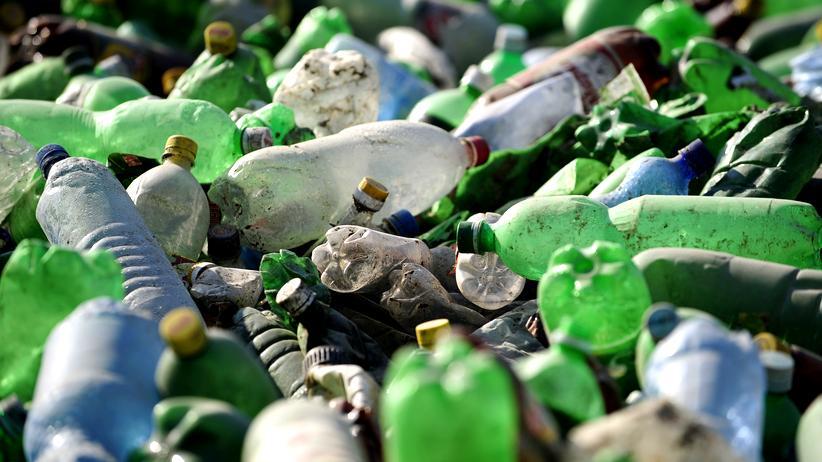 Plastikmüll: 50 Millionen Tonnen PET werden jedes Jahr produziert.