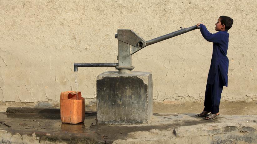 Weltwassertag: Einen eigenen Wasserhahn gibt's nicht