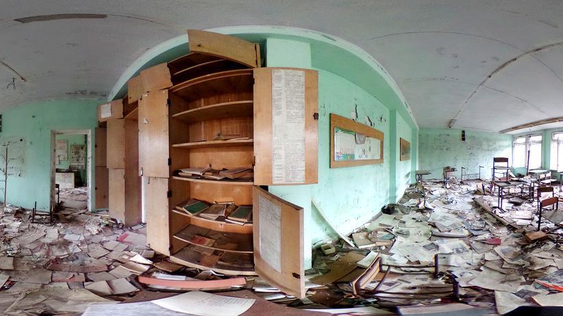 Tschernobyl: In der Todeszone