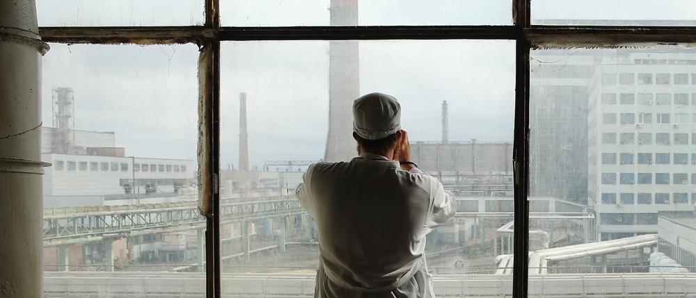 Tschernobyl Karte Belastung Deutschland.Tschernobyl Die Wolke Zeit Online