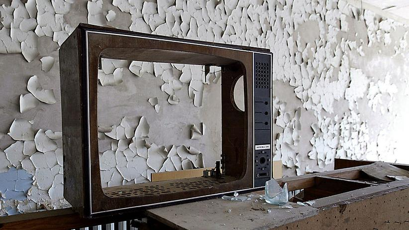 Tschernobyl 1986: Der Informations-GAU